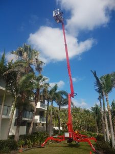 Elevating Work Platform Training - Whitsundays